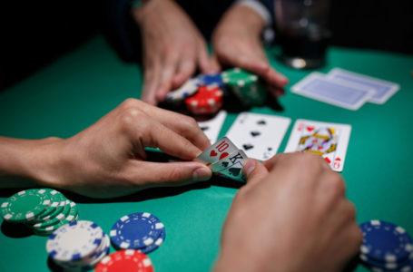 Winning Poker: Using Play Money Games to Practice